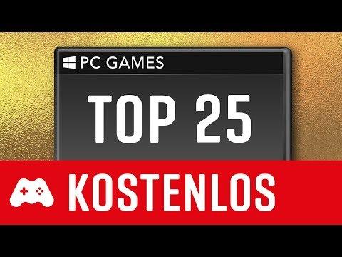 TOP 25 ► Die besten kostenlose Spiele für den PC Free2Play Games