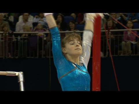 Olympic Qualifications London 2012 -- Anastasia GRISHINA (RUS) - UB