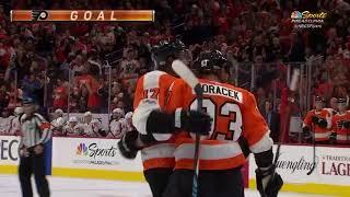 Philadelphia Flyers vs Washington Capitals, 14 october 2017