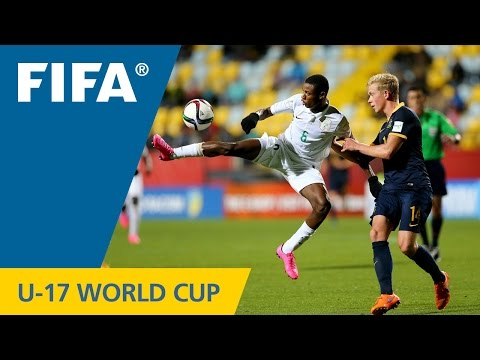 Highlights: Nigeria v. Australia - FIFA U17 World Cup Chile 2015