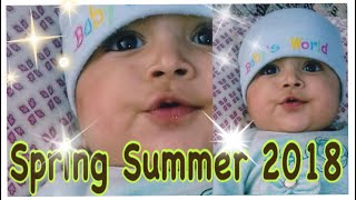 Spring Summer kids Clothes Collections 2018 ll Spring Summer Fashion