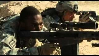 The Hurt Locker - Sniper Scene