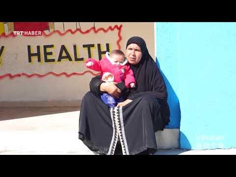 Filistinli mülteciler için acil yardım çağrısına Türkiye'den destek geldi.