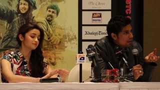 Highway - Highway Hindi movie Alia Bhatt and Randeep Hooda in Dubai