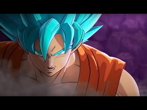 Dragon Ball Xenoverse 2 Official DB Super Pack 2 Launch Trailer