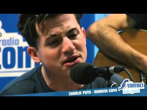 Charlie Puth - Marvin Gaye (live)
