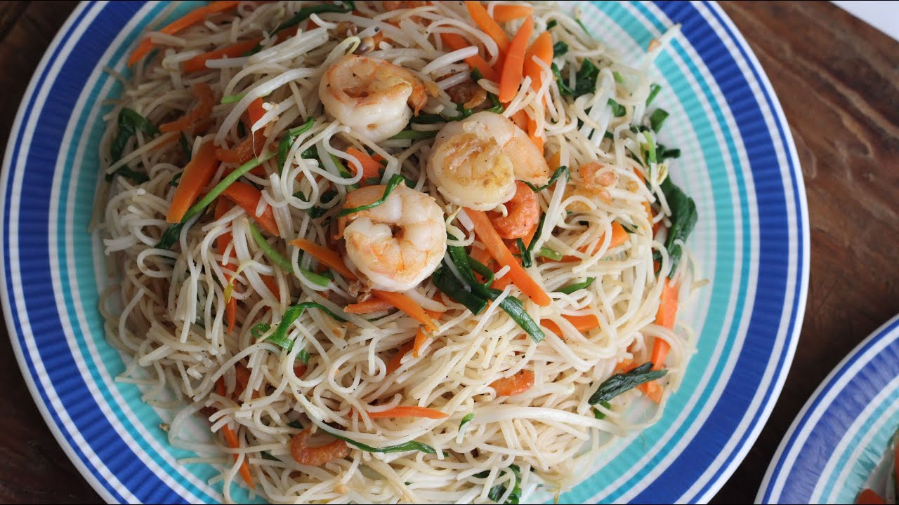 Stir Fried Noodles With Bean Sprouts Noodles With Bean Sprouts