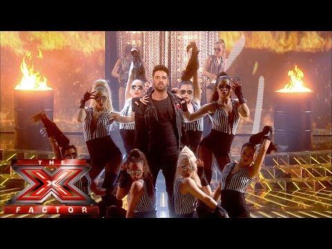 Ben Haenow week 8 X Factor Come Together