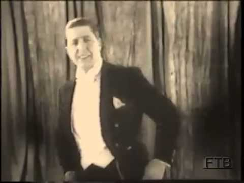 Carlos Gardel con Francisco Canaro Rosas de Otoño