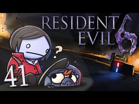 Resident Evil 6 /w Cry! [The End] - A Love Story