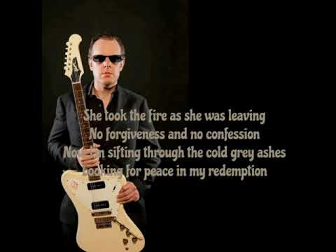 joe bonamassa redemption lyrics