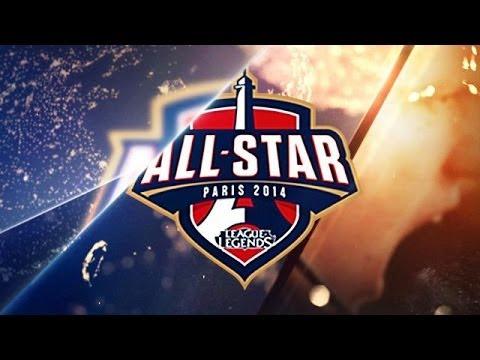 2014 ALL-STAR LoL - TPA vs SKT | League of Legends Music Videos