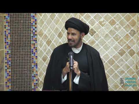 """Jumah Khutbah """"Imam Jaffar Sadiq's (as) Will"""" 06/29/2018 Maulana Syed Hussain Ali Nawab"""