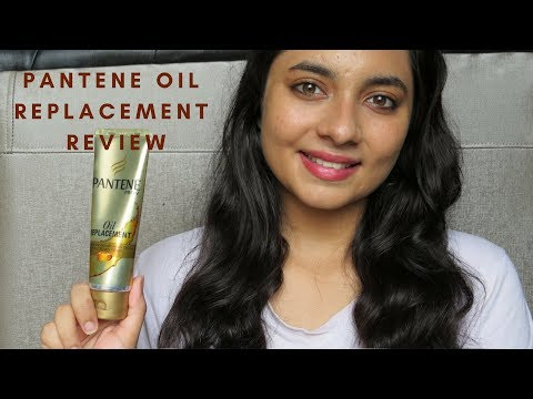 Pantene pro v oil replacement quick review video (india) 2018