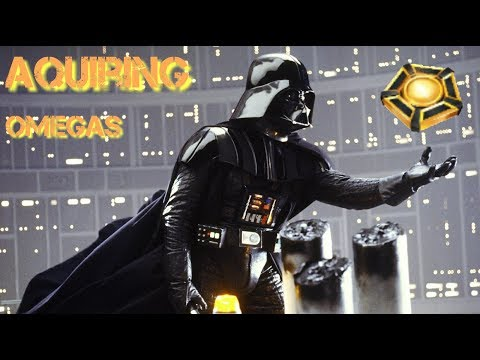 Acquiring Omegas!!!  Get 50-80 Per month!!!  Star Wars Galaxy of Heroes