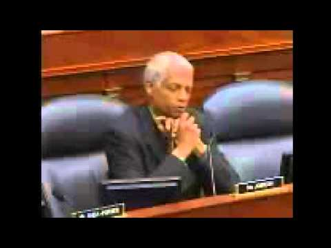 Rep. Hank Johnson (D-GA) - Guam May Capsize
