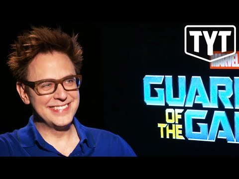 Alt-Right Troll Gets Guardians Of The Galaxy Director Fired