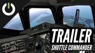 Shuttle Commander VR - Trailer (Immersive VR Education) PSVR, PC VR