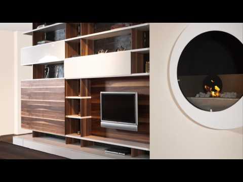 Wohnzimmermöbel modern und mediteran
