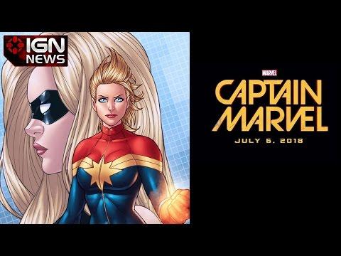 Marvel's First Phase 3 Female Superhero Movie Revealed - Ign News video