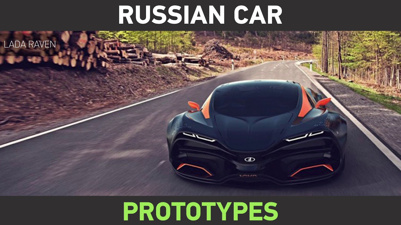 Check out these awesome Russian concept cars