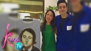 Xian Lim's paintings