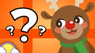 Christmas Games for Kids! | 15 MINS of Fun Christmas Guessing Games | CheeriToons