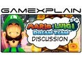 Mario & Luigi: Dream Team Discussion - Preview & Impressions (3DS Nin