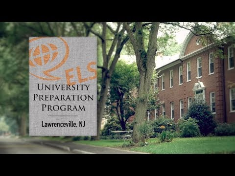 Welcome to ELS/Lawrenceville University Prep - 11/27/2013