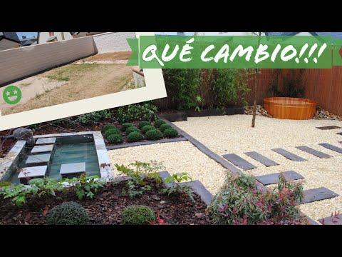 Paisajismo como hacer un jard n youtube for Jardines de patios modernos