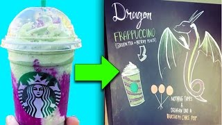5 SECRET Starbucks Drinks You Won