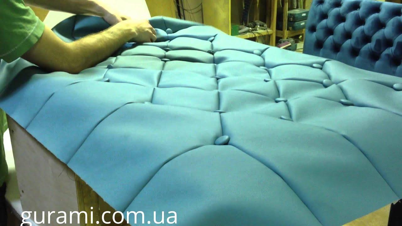 Как сделать стяжки на подушке