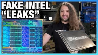 "HW News - Intel ""Leak"" is Fake, 5nm EUV Node, Ryzen 2000 Price Cuts"