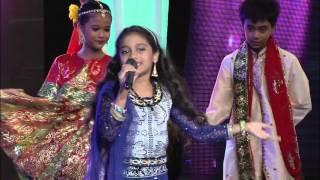 Download Lagu Ceria Popstar 2016: Konsert 6 - Aniq & Kashika 'Gerua' Gratis STAFABAND