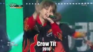 Evolution of: BTS (2013-2016) - Live Promotion Stages