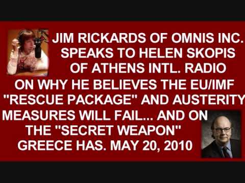 Greece has a Secret Weapon says Rickard Video