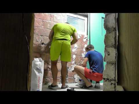Как быстро выровнять стены