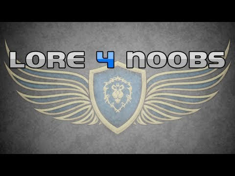 Lore For Noobs : The Alliance [Part 1]