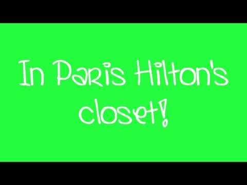 Kesha - Paris Hilton Closet