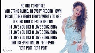 Download Lagu Selena Gomez & The Scene - Love You Like A Love Song (Lyrics) 🎵 Gratis STAFABAND