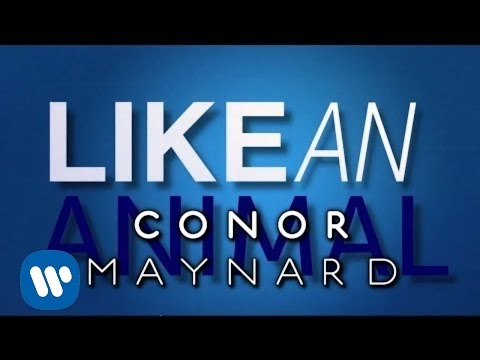 Conor Maynard - Animal (Lyrics)