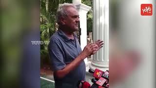 CPI Narayana Condolence to Red Star Madala Ranga Rao