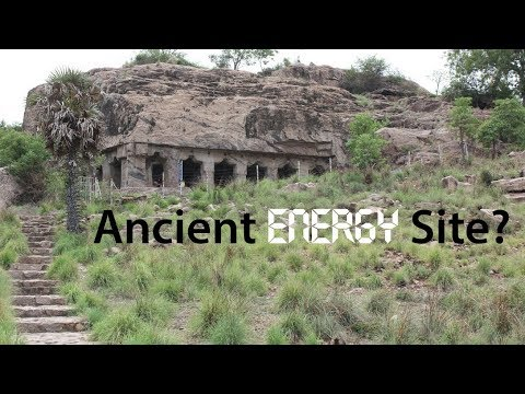 Mamandur Caves, India - Oldest Spiritual ENERGY center?
