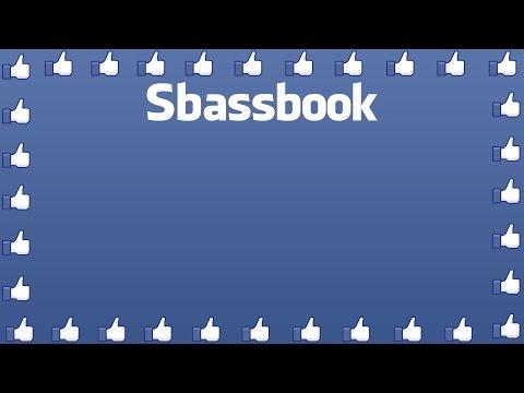 Sbassbear - Post This Song On Facebook (Lyric Video)