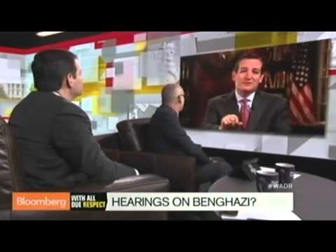 Sen. Ted Cruz on Bloomberg's With All Due Respect