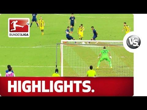 Borussia Dortmund beat Manchester United 4-1