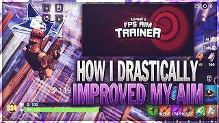 How I Drastically Improved My Aim in Fortnite