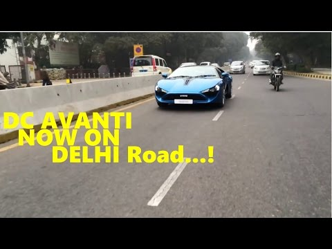 DC Avanti now on delhi raod