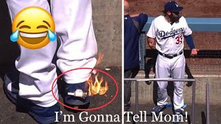 MLB Funniest Pranks ᴴᴰ