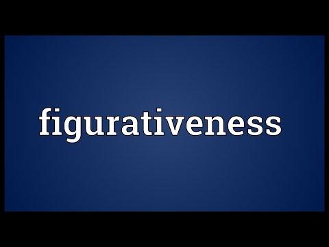 Header of figurativeness